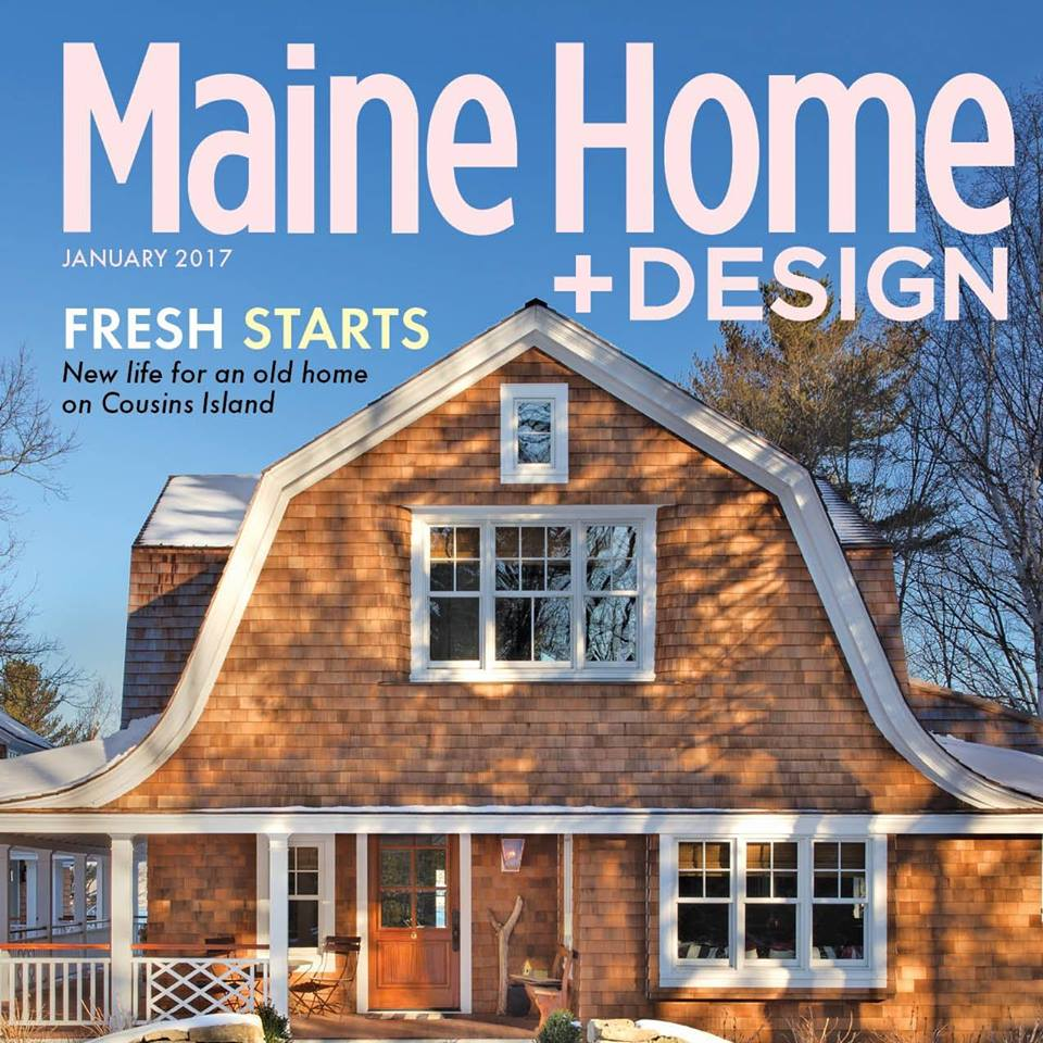 Maine Home + Design | Architecture, art and good living,