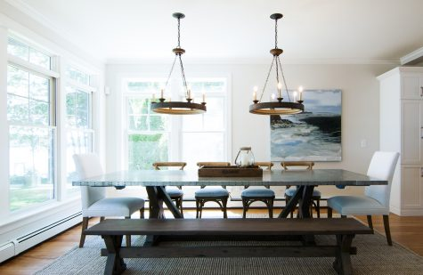 Maine Interior Designers | Interior Motives | Maine Home+Design