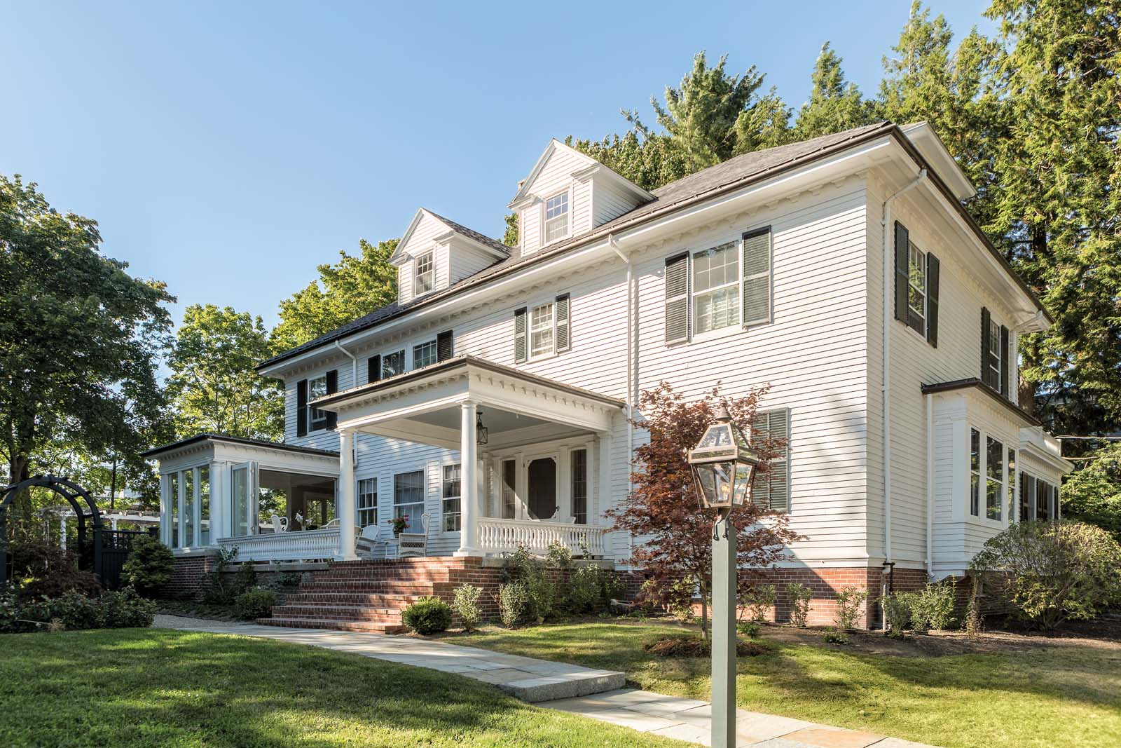 the art of compromise maine home design