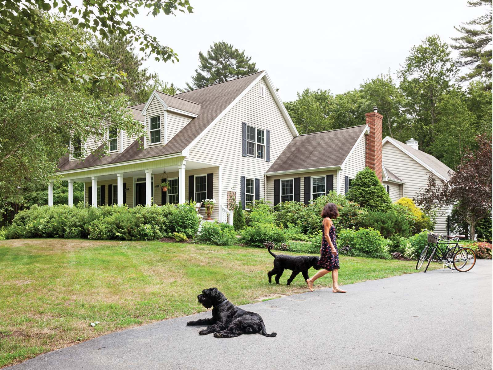 Maine Home Design Architecture Art And Good Living - Real home design
