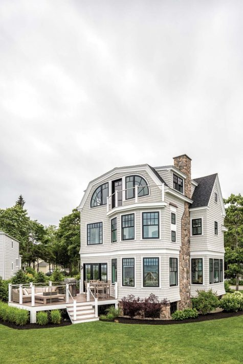 A Perfect Fit - Maine Home + Design