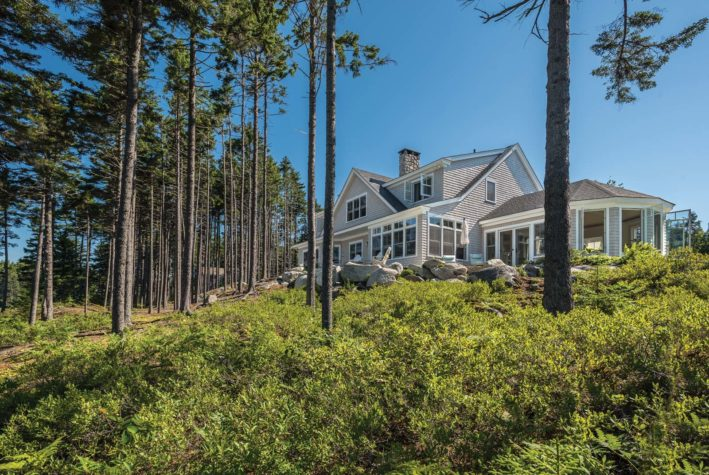 Back to Natural. Maine Home   Design   Architecture  art and good living