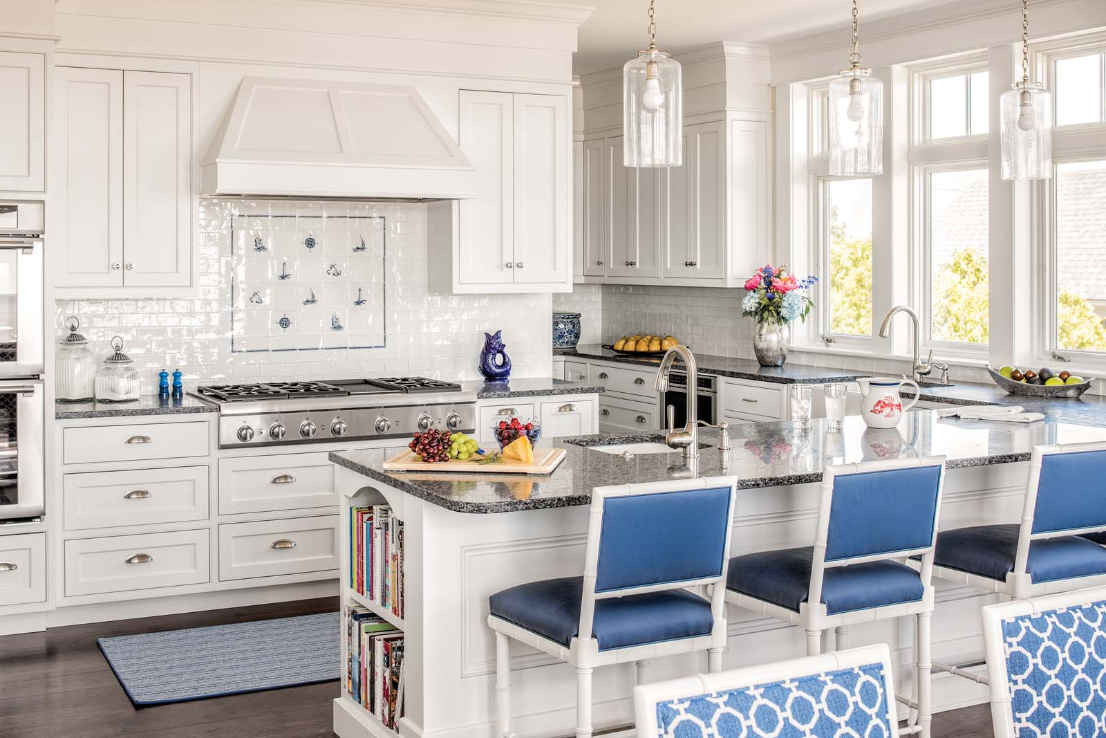 A Tale of Two Houses - Maine Home + Design