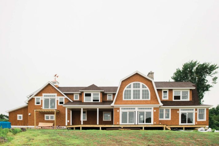 local home designers. This home at Tidewater Landing was designed by Kennebunk River Architects  one of the local architects recommended Larry for homes in development Family Ties Duell Father and Son Builders Maine Home