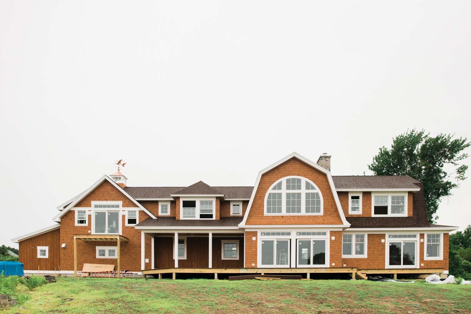 Family Ties: Larry Duell of Father and Son Builders - Maine Home + ...