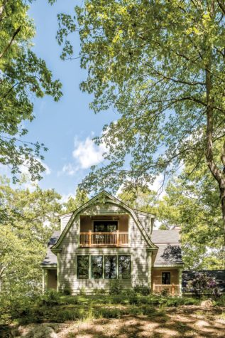 kansas oak hidden home office. The House Has A Curving Roofline, Gable Detailing, And An Inset Balcony Off Prins\u0027s Study. Oak On Is Used Throughout House. Kansas Hidden Home Office L