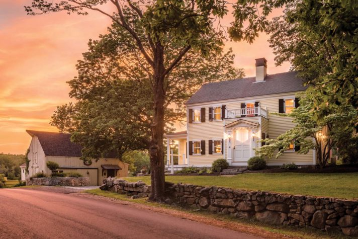 The Best of Both Worlds - Maine Home + Design