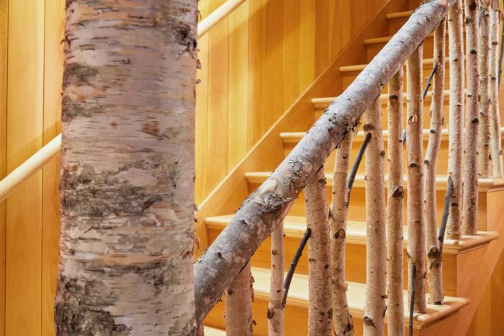 A Labor Of Lumber Maine Home Design