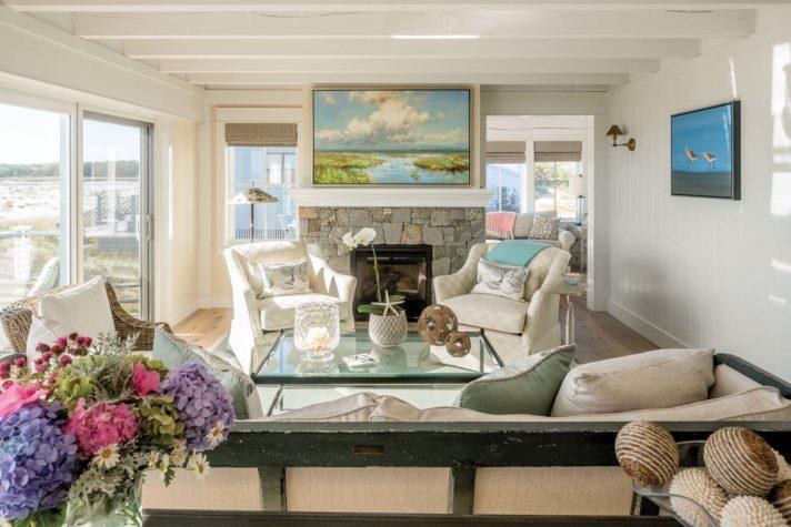 Master of Blue - Maine Home + Design