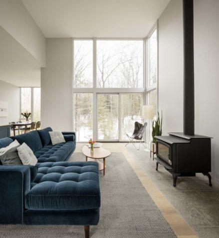 Modern Nature - Maine Home + Design