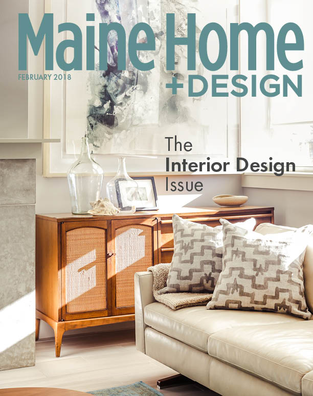 Digital Magazine Archives - Maine Home + Design
