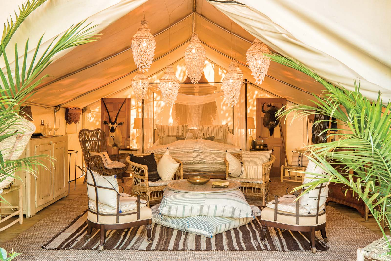 12 Ways Of Looking At A Tent Maine Home Design