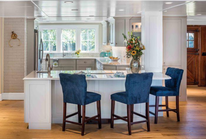 An Element Of Grandness Maine Home Design