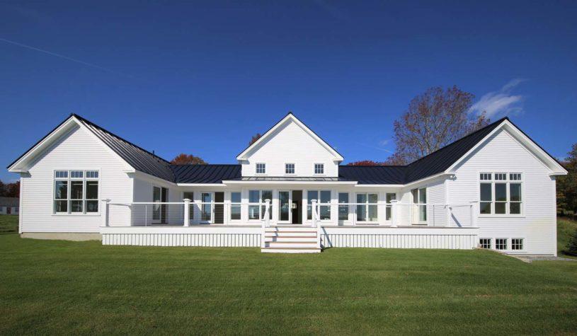 Breaking New Ground - Maine Home + Design on