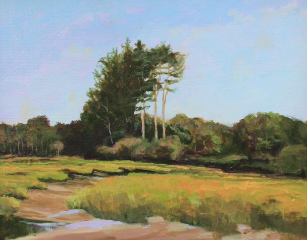 "71/"" x 28/""  Tree forest Landscape  aboriginal original art Painting on canvas"