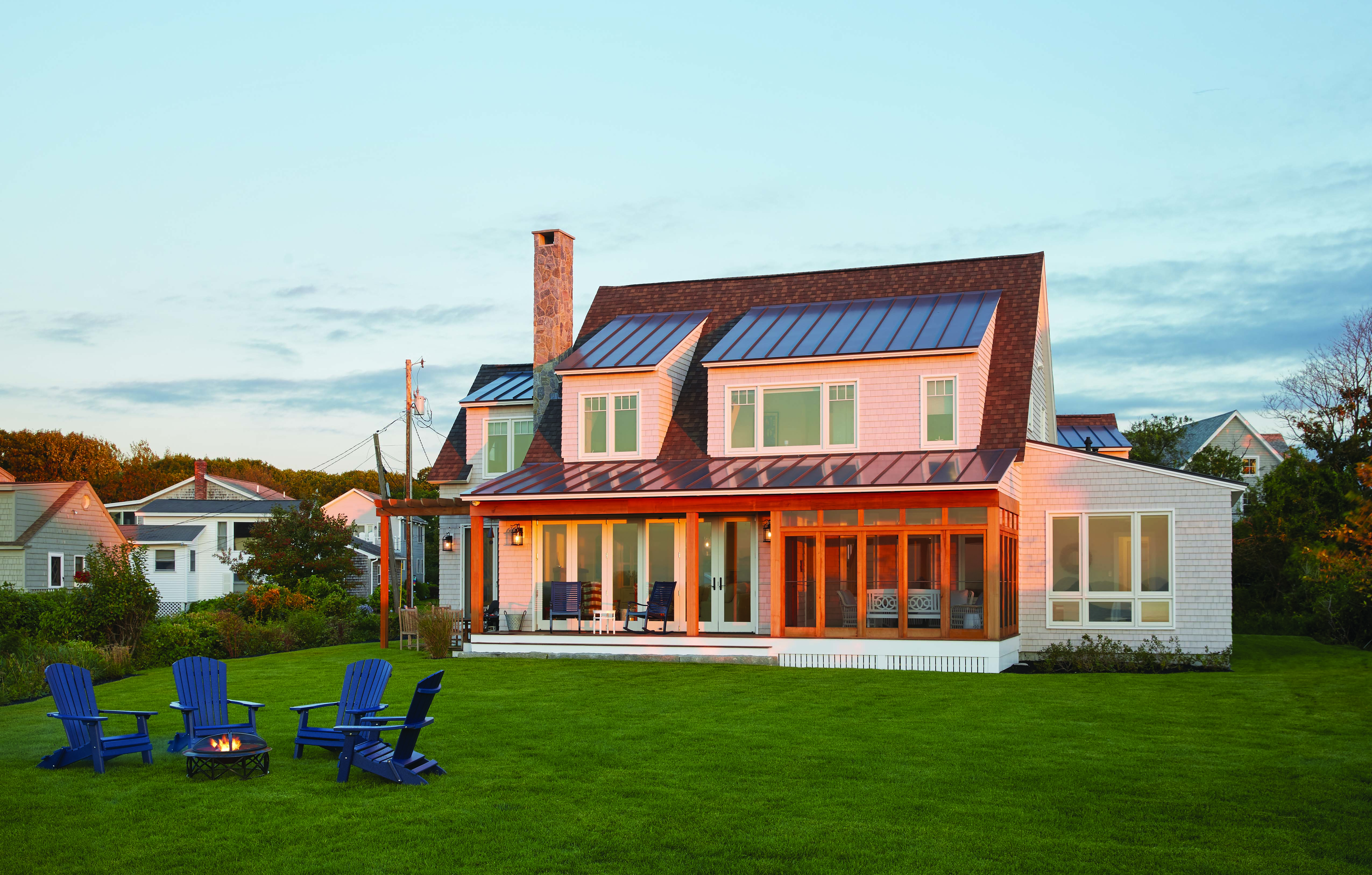 The Long View - Maine Home + Design