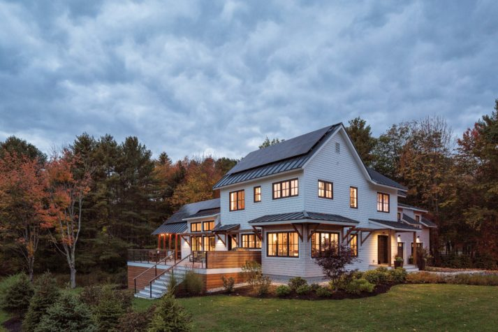 Engineered for Comfort - Maine Home + Design