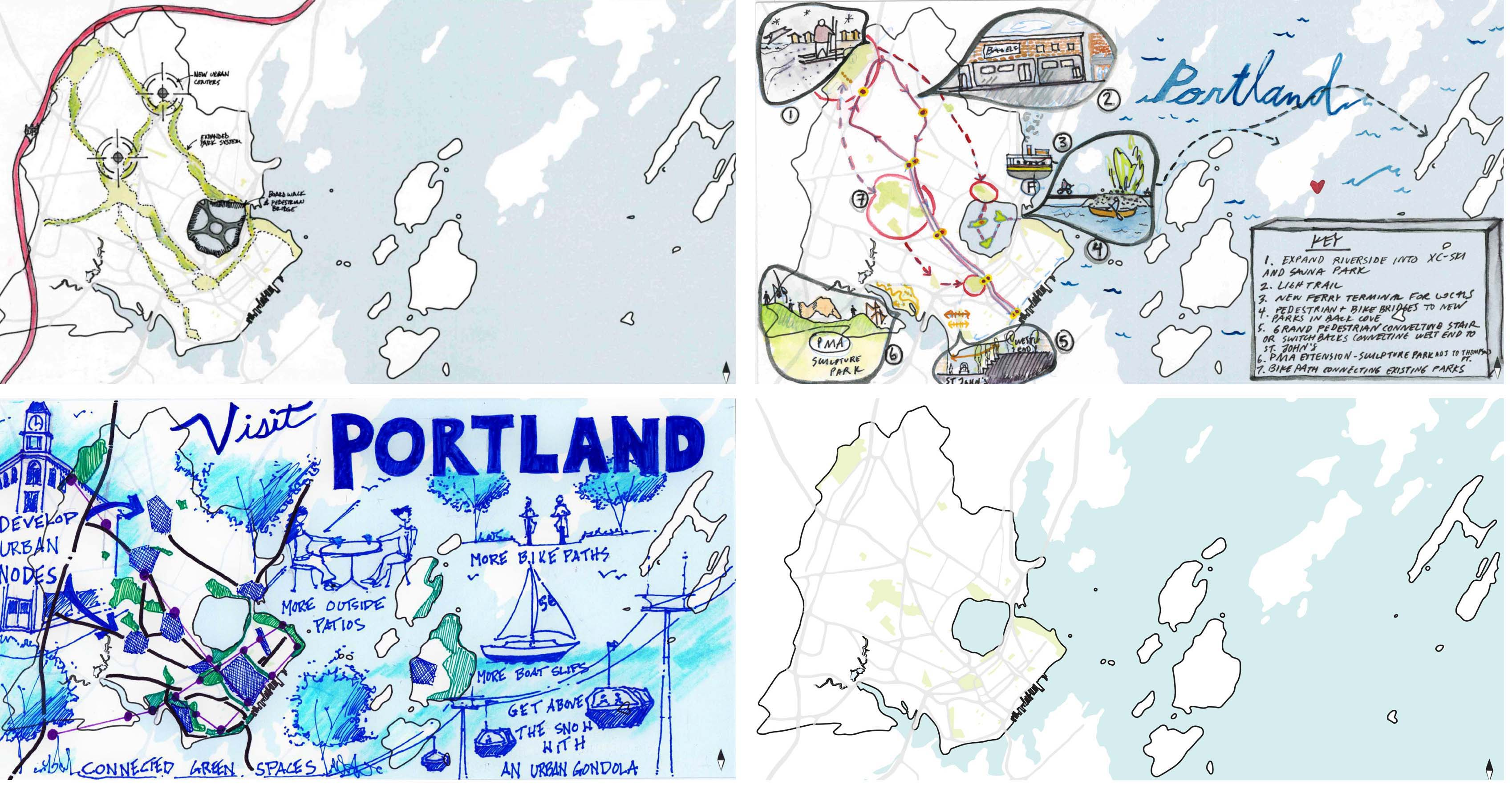 The Complete City: Imagined - Maine Home + Design