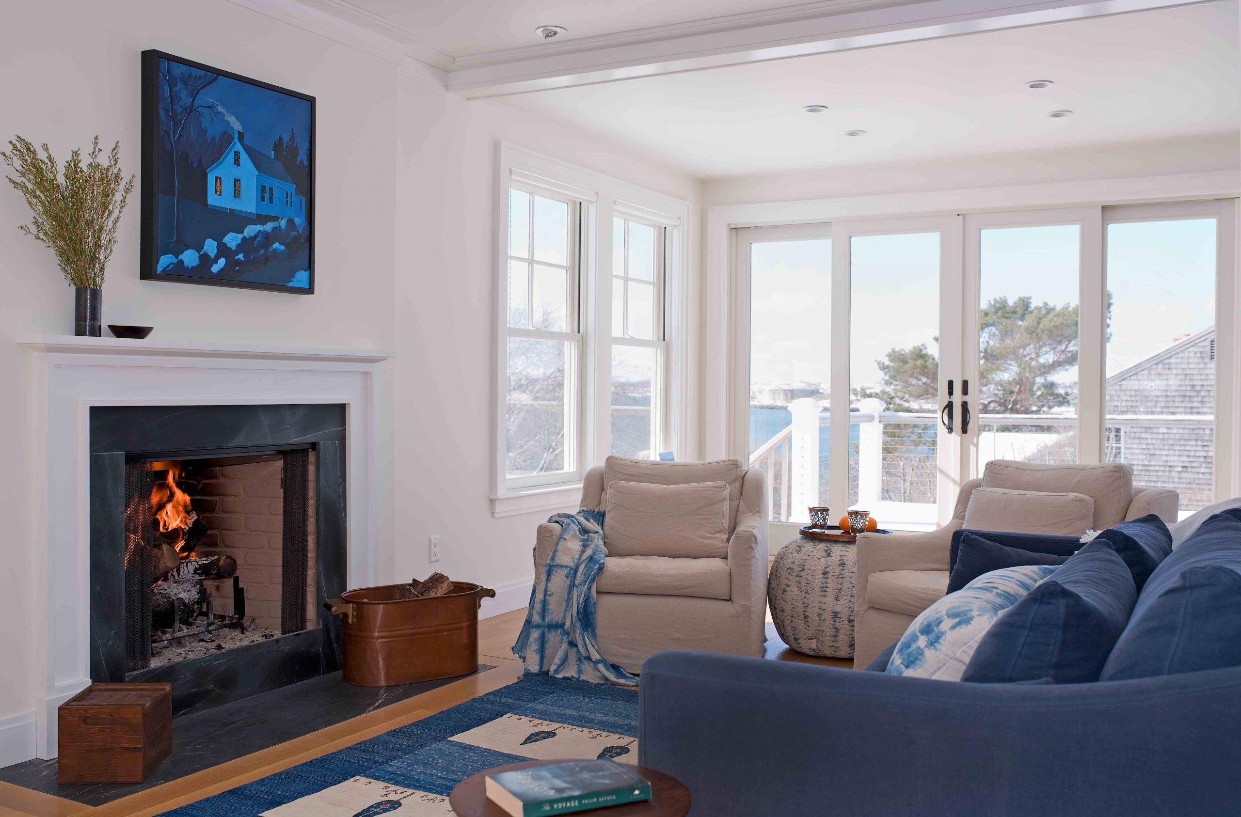 Touchstone Maine Home Design