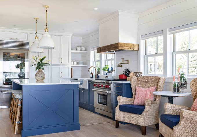 Custom Kitchen Cabinets Maine Design Duo   Maine Home + Design