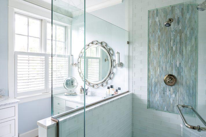 Bathroom designed by Louise Hurlbutt
