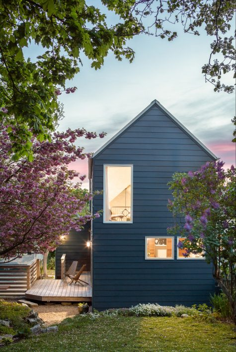 The Bayside home designed by Alex Lehnen