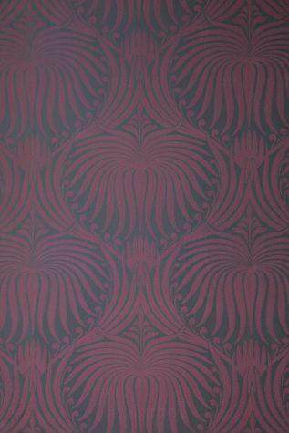 Plum wallpaper