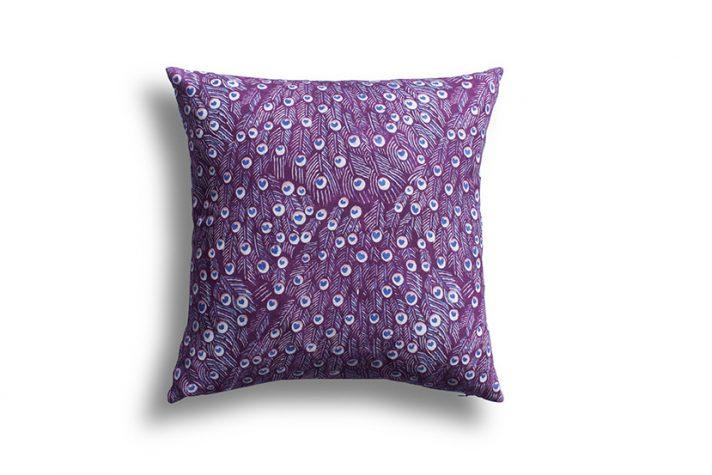 Plum Pillow