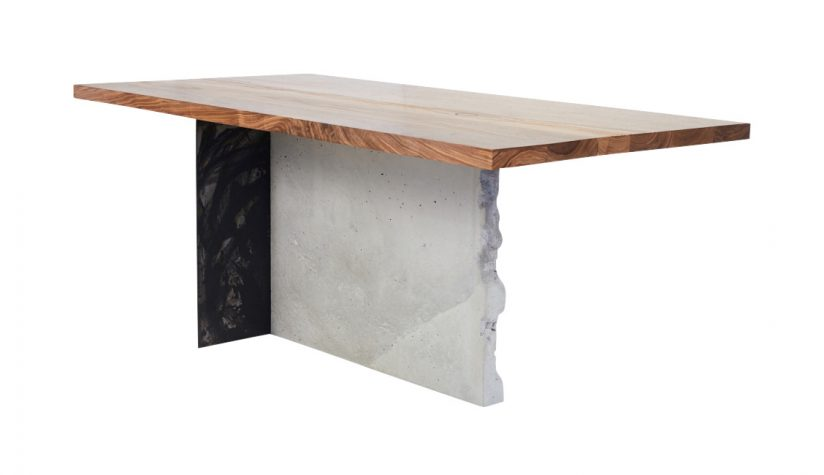 A Stefan Rurak designed table