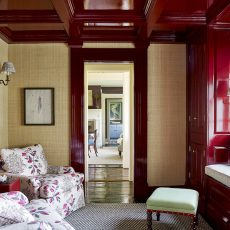 New Country Classic styled room